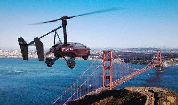 Ô tô bay lượn trên bầu trời chính thức lên kệ với giá 9 tỷ đồng - Ảnh 3.