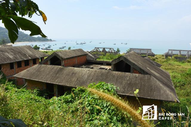 Cận cảnh những dự án ven biển bỏ hoang sẽ bị Đà Nẵng khai tử - Ảnh 3.