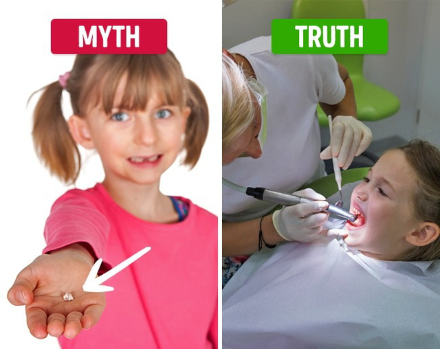 Những quan niệm thực sự sai lầm về sức khỏe răng miệng bạn cần thay đổi nếu không muốn hỏng hết răng - Ảnh 3.