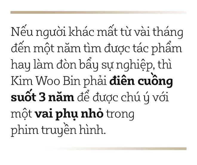 Kim Woo Bin - Gã đàn ông gần 30 năm sống không phí một giây, lúc đau đớn nhất vì bệnh tật vẫn khăng khăng vì người khác - Ảnh 3