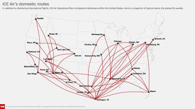 Chuyến bay không ai muốn lên tại Mỹ: Các hành khách chỉ nhận được tấm vé một chiều - Ảnh 3.