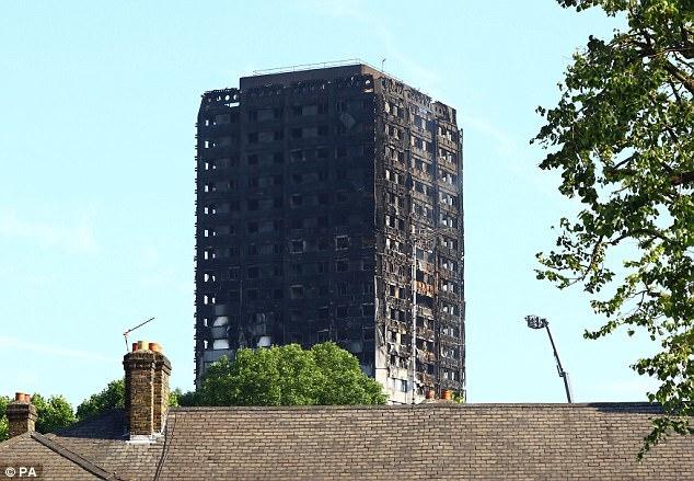Những sự thật trần trụi trong vụ cháy cao ốc London 2