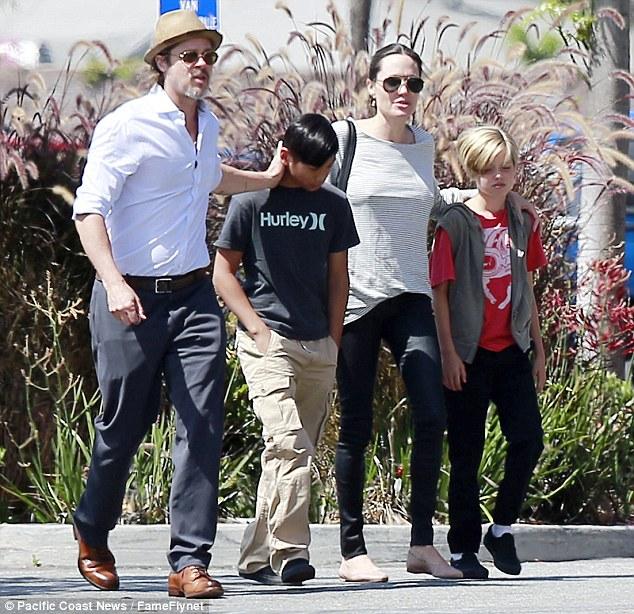 Brad Pitt vừa khóc vừa cầu xin các con tha thứ trong buổi trị liệu tâm lý - Ảnh 3.