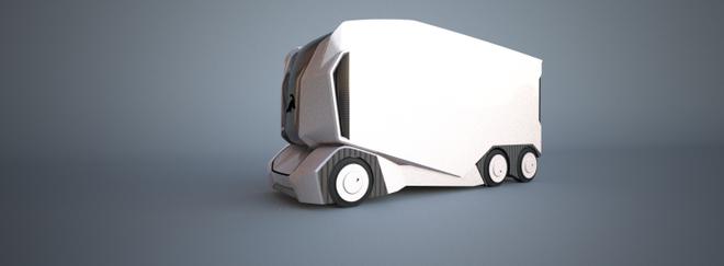 Xe tải đầu kéo được trang bị công nghệ tự động lái, không có chỗ cho con người, theo đúng nghĩa đen - Ảnh 3.