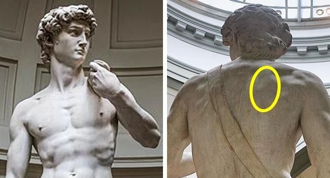 Điều không hoàn hảo ở bức tượng khỏa thân đẹp nhất thế giới - Ảnh 3.