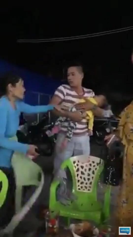 """Sự thật bất ngờ về clip """"bắt cóc trẻ em"""" tại Đà Nẵng - Ảnh 2."""