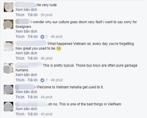 Clip: Phụ xe ném đồ, quát đuổi khách nước ngoài giữa đường ở Nha Trang gây bức xúc - Ảnh 4.