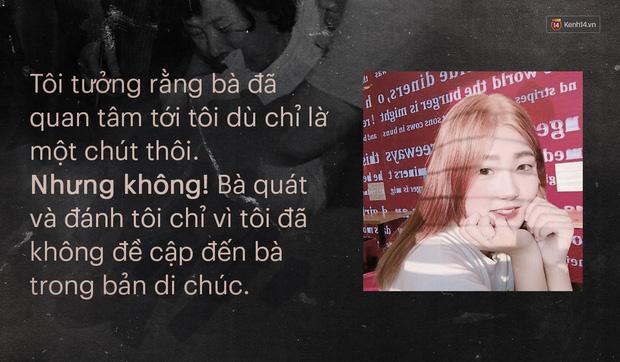 9 năm sau vụ tự tử liên hoàn của bố mẹ, con gái Choi Jin Sil đột ngột cầu cứu vì bị bà ngoại đánh đập - Ảnh 3.