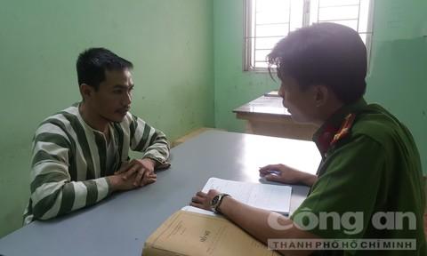 """TP.HCM: Camera """"lật mặt"""" băng trộm liên tiếp gây án trong KCX Tân Thuận - Ảnh 2."""