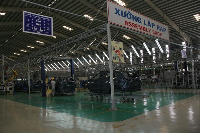 Công nghiệp ô tô Việt Nam, giấc mơ dang dở đang được viết lại  - Ảnh 3.