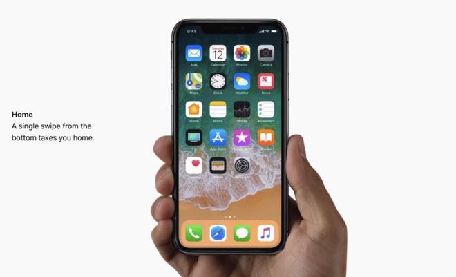 """Với iPhone X, bạn sẽ phải bỏ những thói quen cũ và học cách """"yêu lại từ đầu"""" - Ảnh 2."""