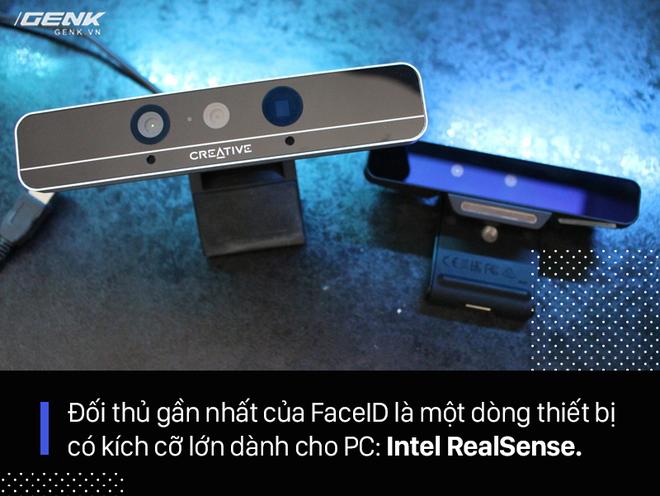 FaceID trên iPhone X, quét mống mắt và Windows Hello khác nhau ra sao? Ai hơn ai kém? - Ảnh 3.
