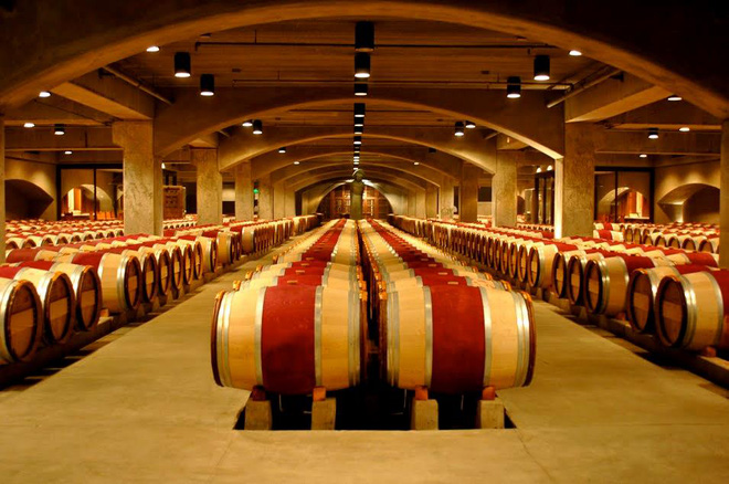khám phá hầm ủ rượu vang như kho vũ khí hạt nhân tại Mỹ