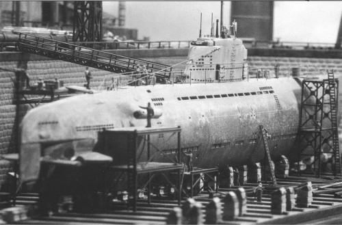 Type XXI có thể hoạt động xa bờ hơn, trong khoảng thời gian dài.