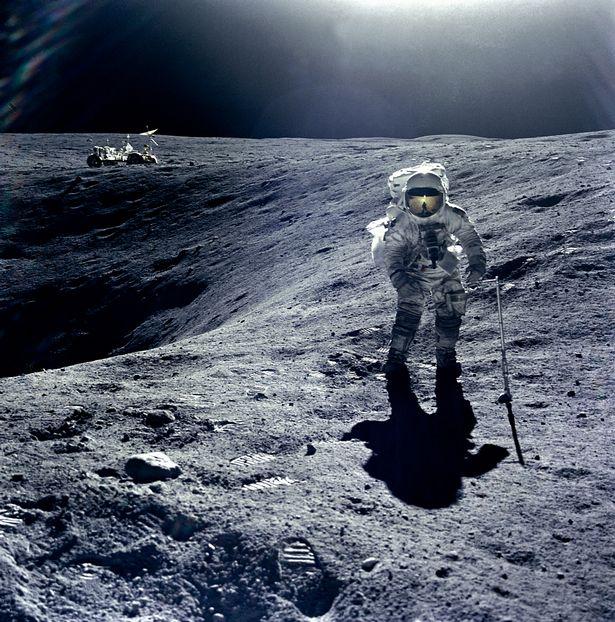 ESA: Hàng trăm người có thể sống trên Làng Mặt trăng trước năm 2040 - Ảnh 3.