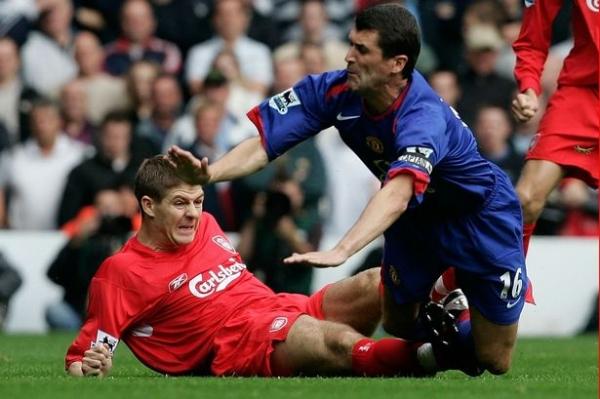 Steven Gerrard tiết lộ tình cảm dành cho Roy Keane  - Ảnh 3.