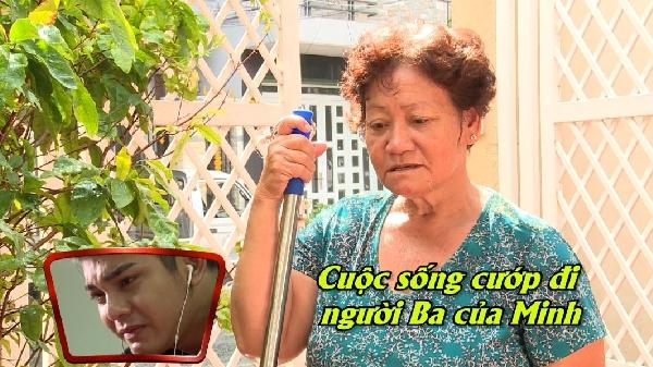 Mẹ ruột của ca sĩ Sơn Ngọc Minh ở nhà ổ chuột, làm giúp việc tại Cần Thơ - Ảnh 3.