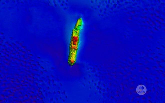 Vén màn bí ẩn về nơi an nghỉ cuối cùng của con tàu đắm trong Thế chiến II sau 74 năm - Ảnh 3.