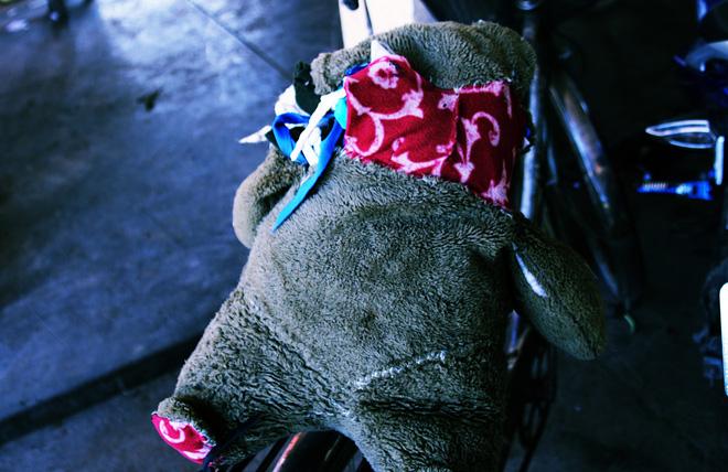 Người mẹ quét rác và 2 đứa trẻ thiểu năng suốt 10 năm ôm con gấu bông rách vì tưởng là… bố - Ảnh 3.