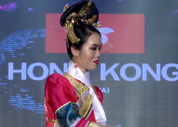 Xuất hiện Lan Khuê phiên bản lỗi tại Miss Grand International 2017 - Ảnh 4.