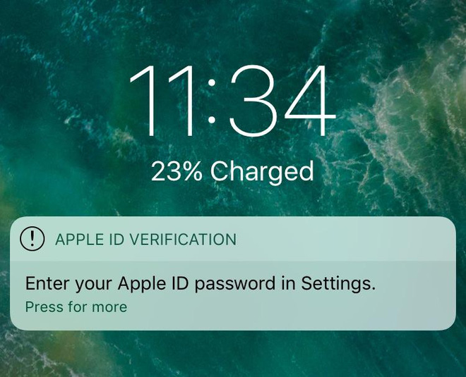 Hacker giả mạo box đăng nhập trên iOS để lấy cắp mật khẩu - thủ đoạn mới cực kỳ tinh vi - Ảnh 3.