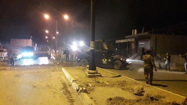 Iraq tung quân tấn công người Kurd, thùng thuốc súng Trung Đông chực nổ - Ảnh 2.