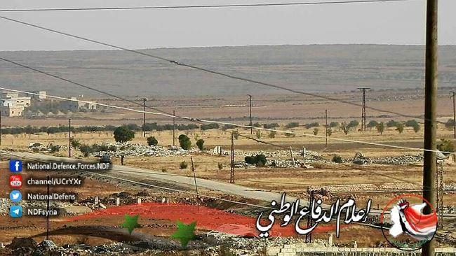Nga yểm trợ, quân đội Syria đánh chiếm nhiều địa bàn quan trọng ở Hama - Ảnh 3.