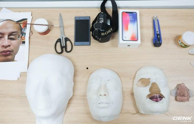CEO Nguyễn Tử Quảng nói về cách qua mặt Face ID: Nó biết đâu là mặt thật, mặt giả nhưng mặt nửa giả nửa thật thì sao? - Ảnh 2.
