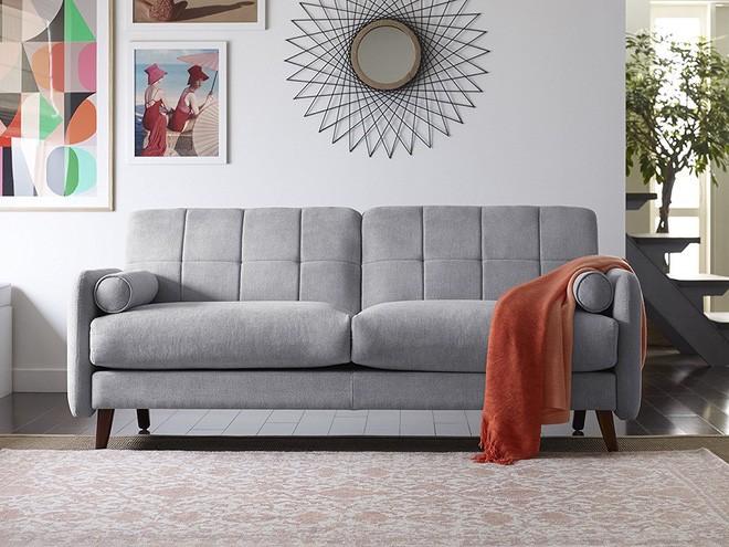 9 mẫu sofa đẹp, dễ ứng dụng cho nhiều phong cách trang trí nhà - Ảnh 3.