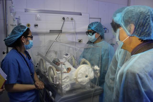 Bộ trưởng Bộ Y tế làm việc tại BV Sản - Nhi Bắc Ninh sau sự việc đáng tiếc 4 trẻ sơ sinh tử vong - ảnh 2
