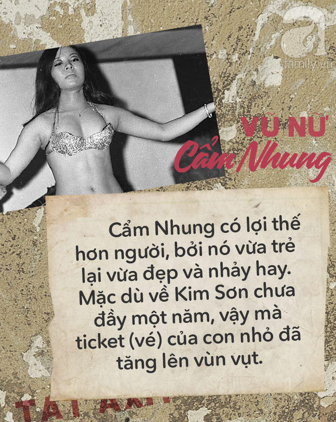 """Vũ nữ Cẩm Nhung: Bi kịch """"bông hồng"""" đất Bắc bị đánh ghen tạt axit đến biến dạng gây rúng động Sài Gòn một thời - Ảnh 3."""