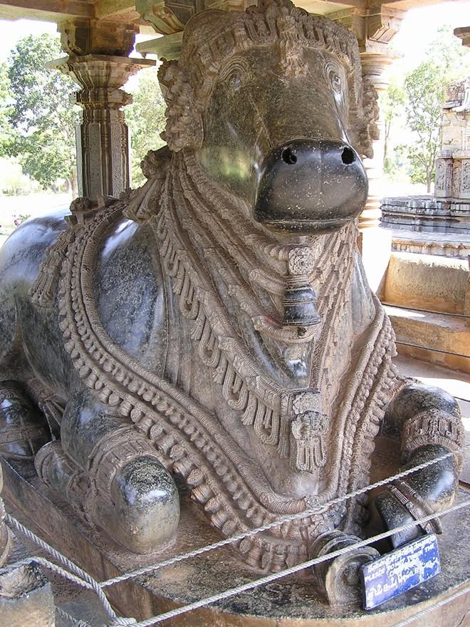 Đền Hoysaleswara: Bằng chứng về máy móc cơ khí thời cổ đại - Ảnh 3.