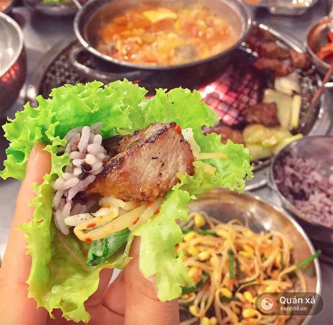 4 địa chỉ nướng Hàn Quốc ở Hà Nội mà các tín đồ ăn uống nhất định nên thử 1 lần - Ảnh 3.