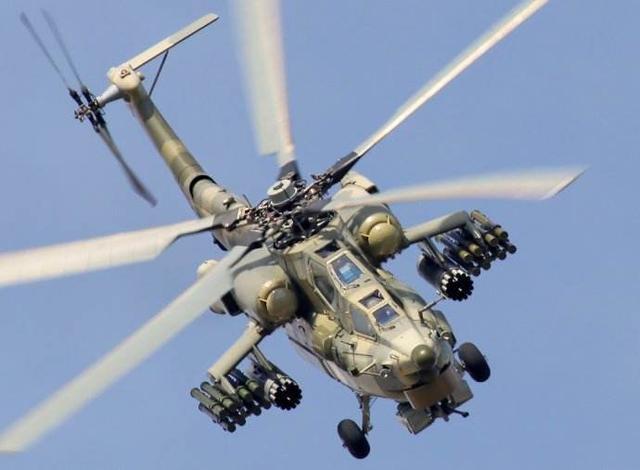 Top 6 trực thăng vũ trang đáng sợ nhất TG: Trung Quốc xếp ở vị trí nào? - Ảnh 3.