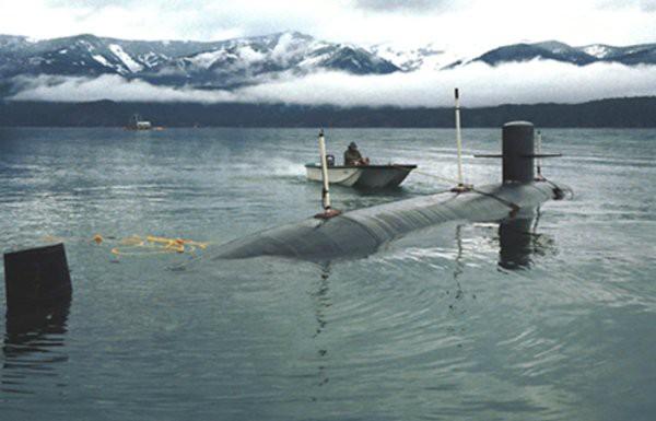 23 fotos reveladas: no solo la Fuerza Aérea, la Marina de los EE. UU. También tiene Top Secret Zone 51 - Foto 17.