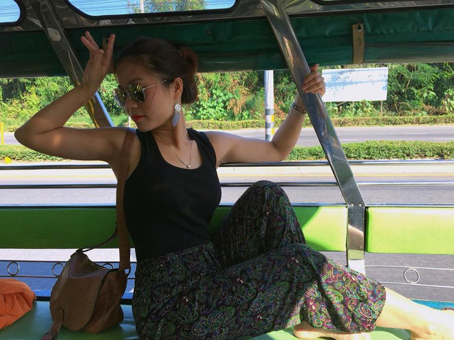Nhật ký tuần vỡ mật đầy bão táp của đôi vợ chồng son: Sang Thái Lan du hí thì phát hiện quên ví, suýt phải trải áo xin tiền giữa Bangkok - Ảnh 21.