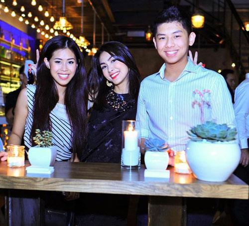 Vẻ đẹp trời phú của những  ái nữ nhà đại gia Việt  - Ảnh 22