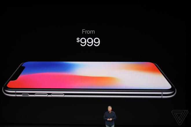 Đây là iPhone X: Giá từ 1000 USD, thiết kế toàn màn hình, loại bỏ nút Home và Touch ID, nhận diện khuôn mặt Face ID, màn hình Super Retina Display - Ảnh 22.