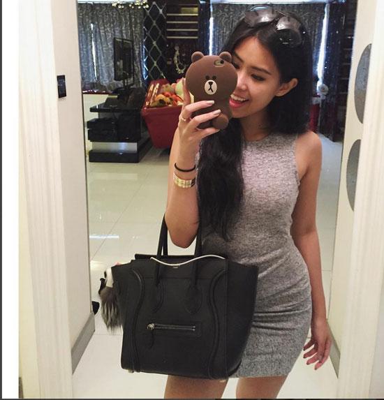 Vẻ đẹp trời phú của những  ái nữ nhà đại gia Việt  - Ảnh 23