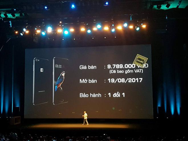 Đây là toàn bộ thông tin về BPhone 2017: Khung kim loại, 2 mặt kính, dùng Snapdragon 625, Camera 16MP, giá 9,8 triệu đồng - Nói chung là Chất! - Ảnh 23.