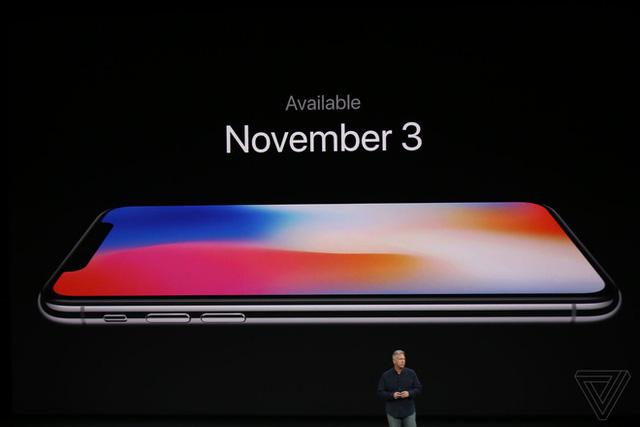 Đây là iPhone X: Giá từ 1000 USD, thiết kế toàn màn hình, loại bỏ nút Home và Touch ID, nhận diện khuôn mặt Face ID, màn hình Super Retina Display  - Ảnh 23.