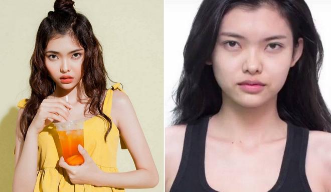 Các hot girl The Face ngoài đời có mặt mộc đẹp không tì vết như khi lên sóng không? - Ảnh 26.
