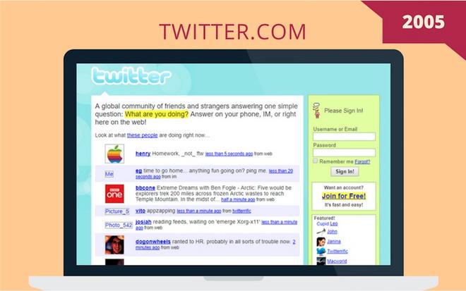 So sánh giao diện của những website nổi tiếng: Ngày xưa và bây giờ - Ảnh 27.