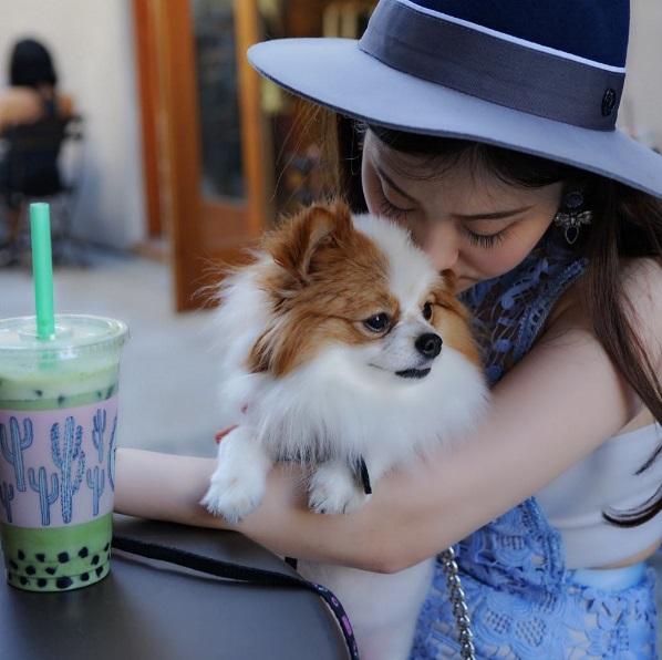 Trinh Hoàng, một trong 3 cô gái hot nhất hội con nhà giàu Việt Nam trên báo Mỹ