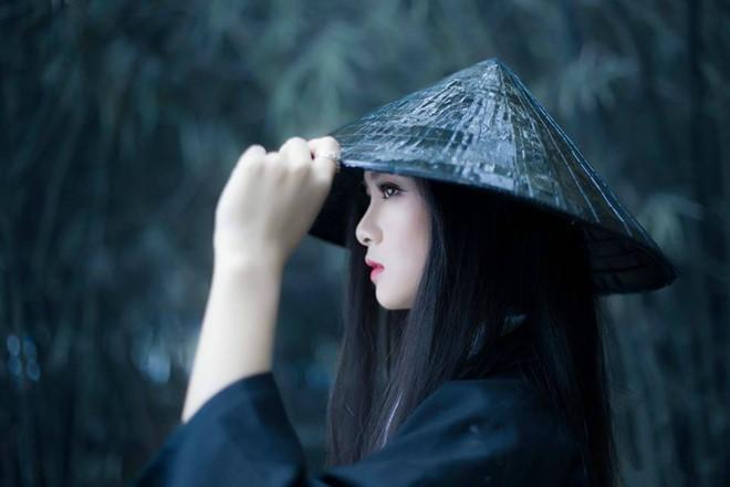 Cô gái 20 tuổi hóa thân thành nữ võ sĩ đạo xinh đẹp - Ảnh 4.
