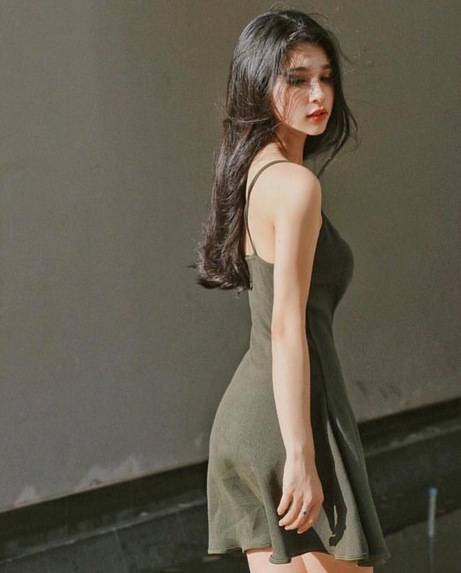 Hot girl Gia Lai xinh đẹp, thích yêu người như Trấn Thành - Ảnh 4.