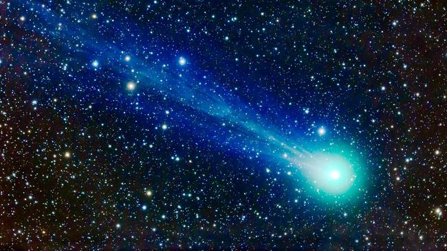 Trăng tuyết, nguyệt thực và sao chổi - tất cả sẽ cùng xuất hiện vào cuối tuần này - Ảnh 4.