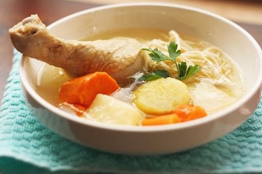 Những thực phẩm giúp người viêm phế quản mãn tính nhanh hồi phục - Ảnh 3.