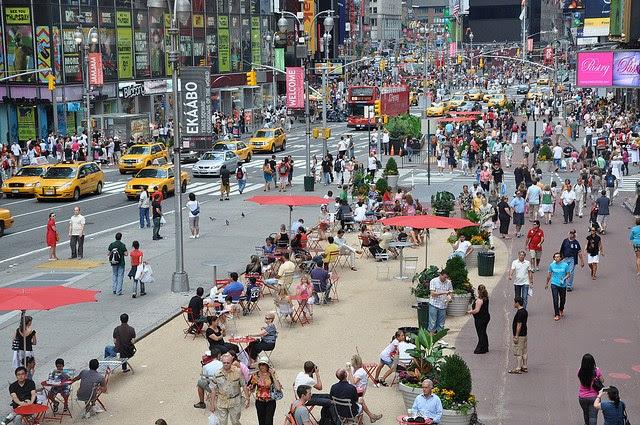 Những khu phố hấp dẫn nhất thế giới không chỉ có vỉa hè thông thoáng - Ảnh 4.