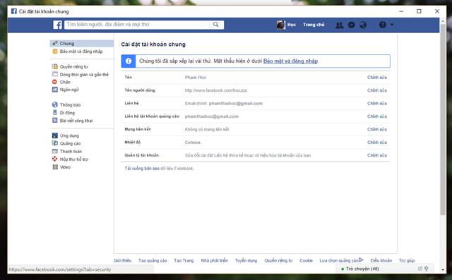 6 mẹo đơn giản giúp nâng cao tính bảo mật cho tài khoản Facebook của bạn - Ảnh 3.